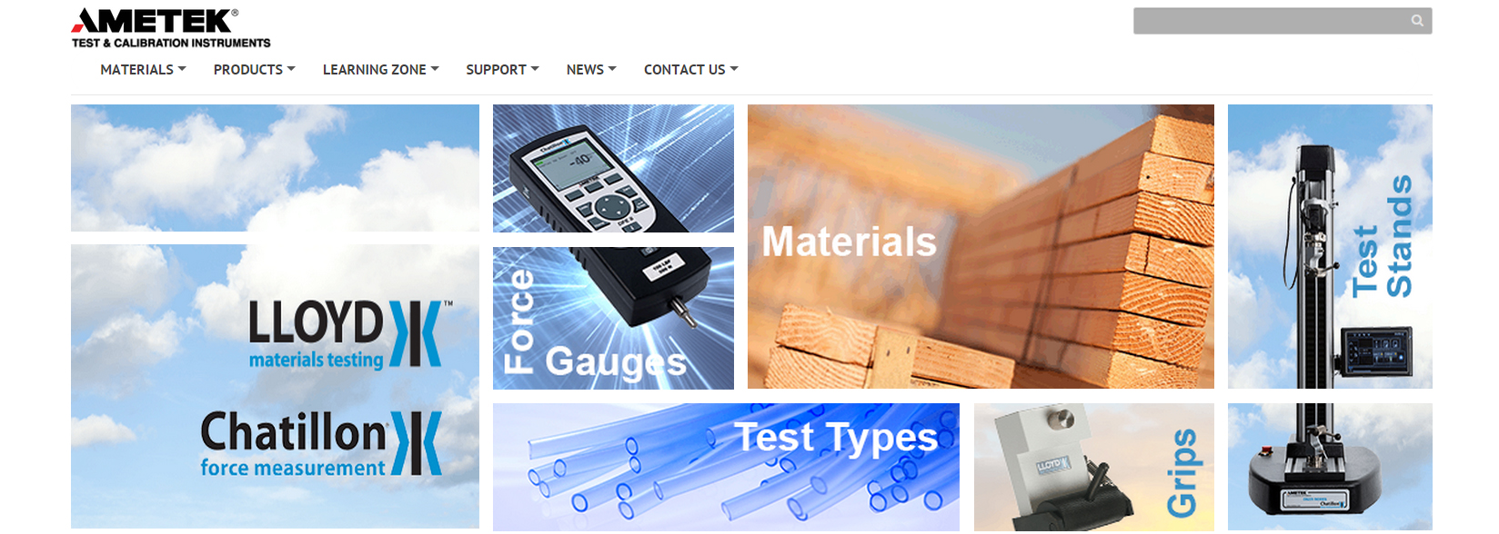 AMETEK TCI Launches New Website
